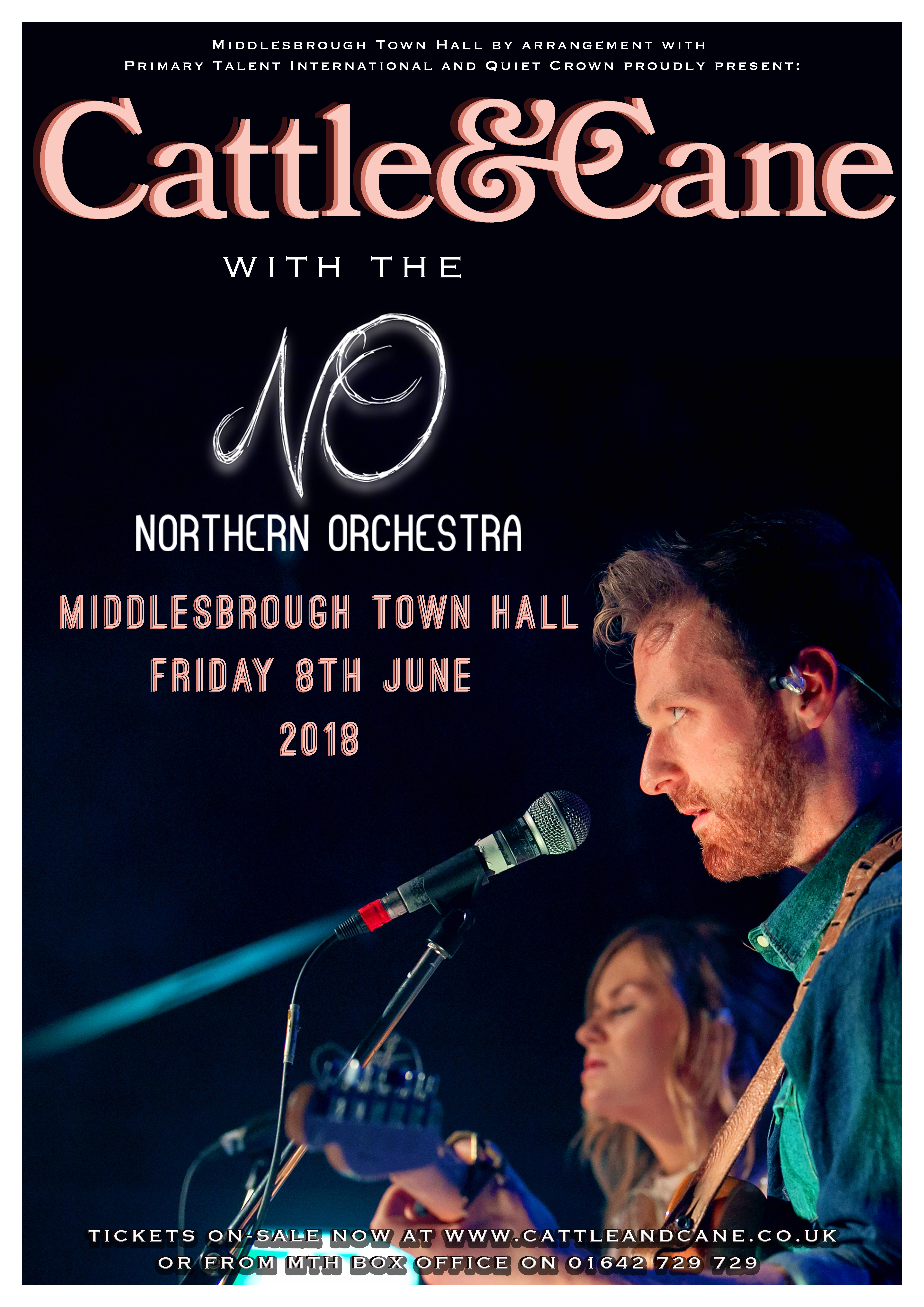 Cattle & Cane - Town Hall June (1)