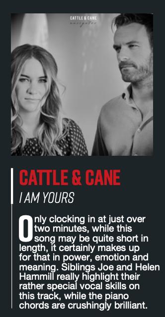 Cattle & Cane - I Am Yours Maverick Mag