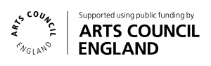 Supported using public funding by Arts Council England (Covid-19 Emergency Fund)